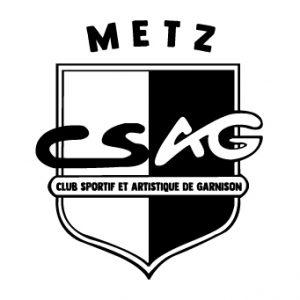 Logo du CSAG Metz