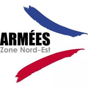 logo armées zone ne