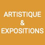 nos section artistiques et expositions