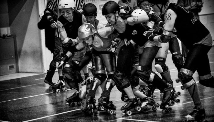 section roller derby